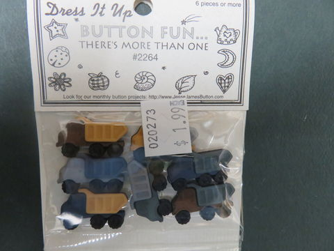 #2264,Button,Fun,Jesse,James,Memory,Mates,Scrapbook,Accessories,#2264 Button Fun, Dress It Up , Jesse James, Memory Mates, Scrapbook, Accessories, kg krafts, craft supplies, embellishments