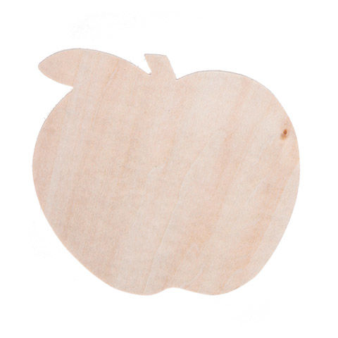Apple,Wood,Cutout,ready,to,paint,wood,cutout,apple,craft supply,ready to paint,kg krafts,darice