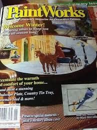 PaintWorks,January,2003,Decorative,Painters,Magazine,January 2003, Decorative Painters Magazine,kg krafts, decorative painting,painting,home decor,crafts,magazine