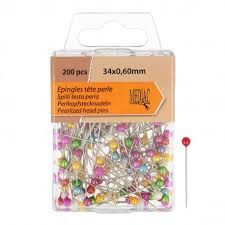 Mediac,80,Craft,Pins,Dritz Quilting 80 Basting Pins size 2,needlework,quilting,sewing,kg krafts, needlearts,craft pins