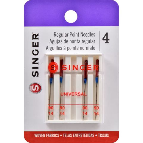 SINGER-Universal,Regular,Point,Sewing,Machine,Needles,90/14,SINGER-Universal Regular Point Sewing Machine Needles, 90/14 ,kg krafts,sewing,needlearts,embroidery