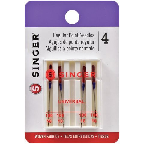 SINGER-Universal,Regular,Point,Sewing,Machine,Needles,100/16,SINGER-Universal Regular Point Sewing Machine Needles, 100/16 ,kg krafts,sewing,needlearts,embroidery
