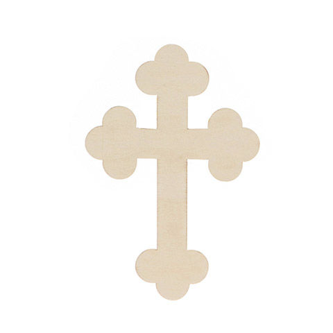 Unfinished,Wood,Cross,4,x,6,inches,Darice®, Medium ,Unfinished cross Wood Sign,kg krafts, painting surface,wood,unfinished wood,ready to paint, made in the usa