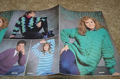 Bernat,Celebrity,Booklet,no,602,Bernat Celebrity Booklet no 602,kg krafts,knit,crochet