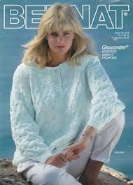 Bernat,Gloucester,Booklet,no,619,Bernat Gloucester Booklet no 619,kg krafts,knit,crochet