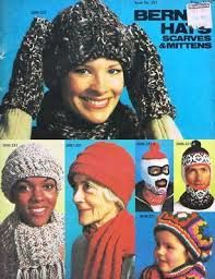 Bernat,Hats,,Scarves,,and,Mittens,book,no,231,Bernat Hats, Scarves, and Mittens book no 231,kg krafts,knit,crochet