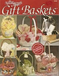 Plastic Canvas Gift Baskets by Lilo Fruehwirth - product images