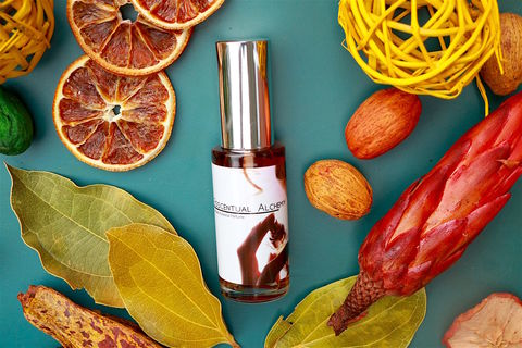 Autumn,Spice,1oz,EdP,Natural,Perfume,Spray,Bath_and_Beauty,Fragrance,esscentual_alchemy,oriental, spicy oriental,natural_perfume,absinthe_dragonfly,autumn spice,patchouli,citrus,lavender,vanilla,coffee,nutmeg,patchouli_perfume,lavender_perfume