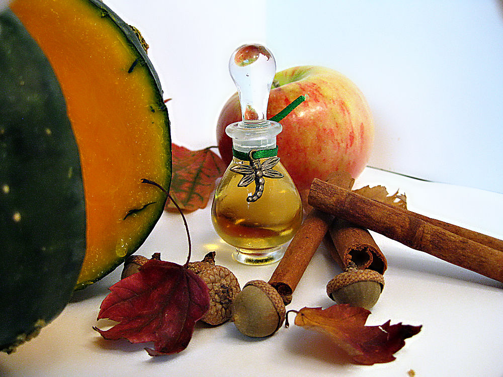 Autumn Spice Natural Parfum - Oriental, Spicy - product images  of