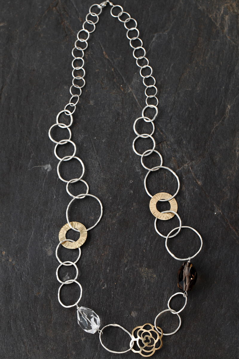 Sandra Necklace - product images  of