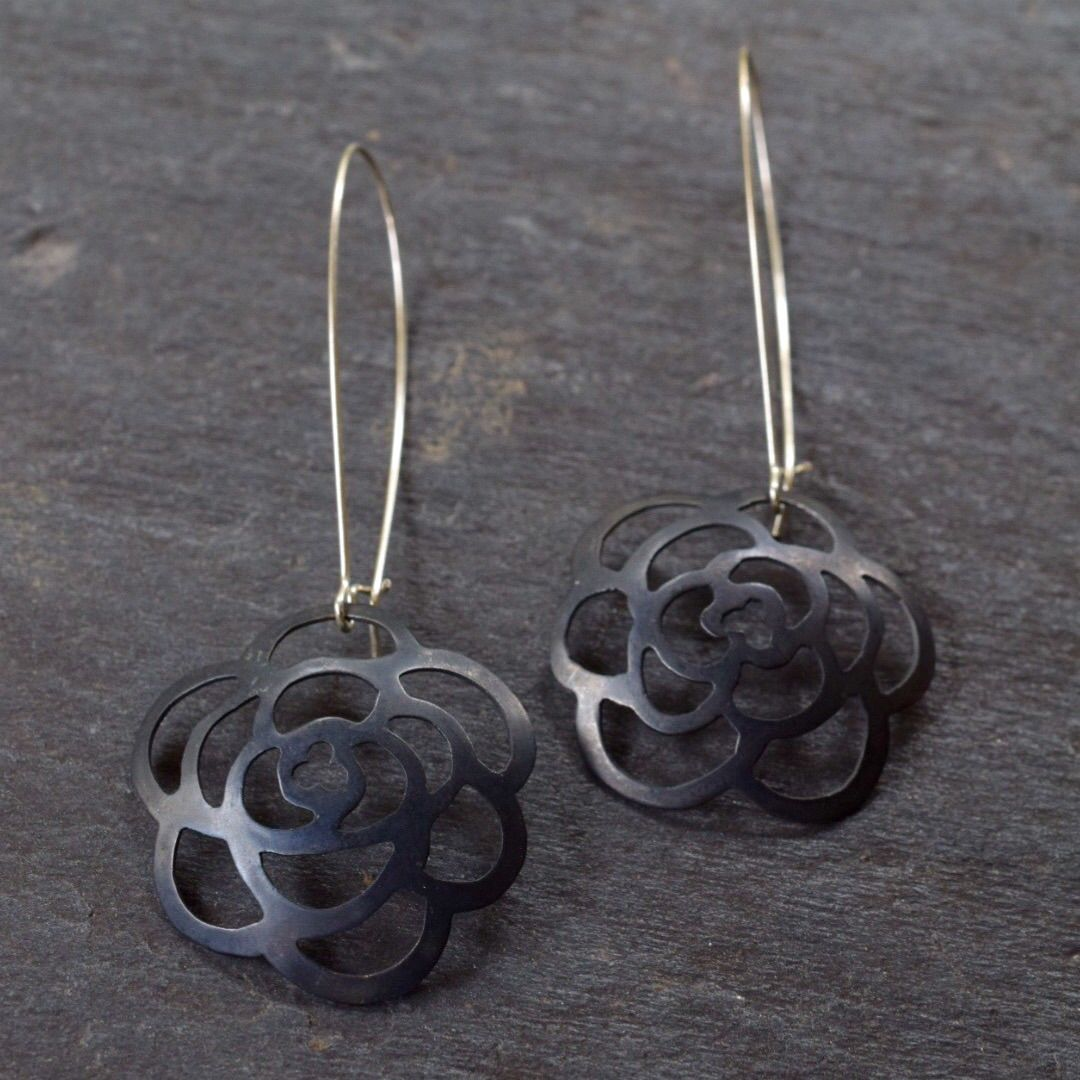 Signature Flower Earrings  - product images  of