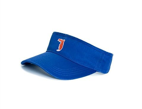 Florida,Gainesville,Gameday,Visor,Blue,UF Visor, Gators Visor
