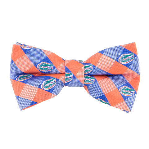 Florida,Gators,100%,Woven,Polyester,Bow,Tie,Bow Tie