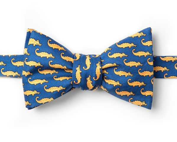 Mini Alligators Bow Tie - product image
