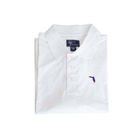 Florida Gainesville Clubhouse Performance Polo - product image