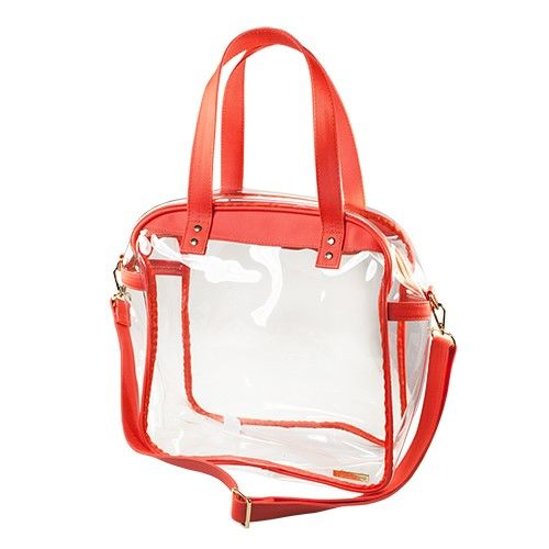 Orange Carryall Tote - product image