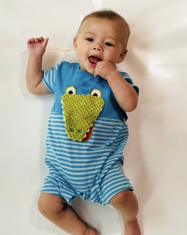Alex the Alligator Onesie - product image