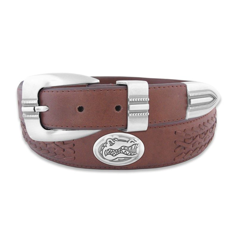 Leather Gator Belt - product image