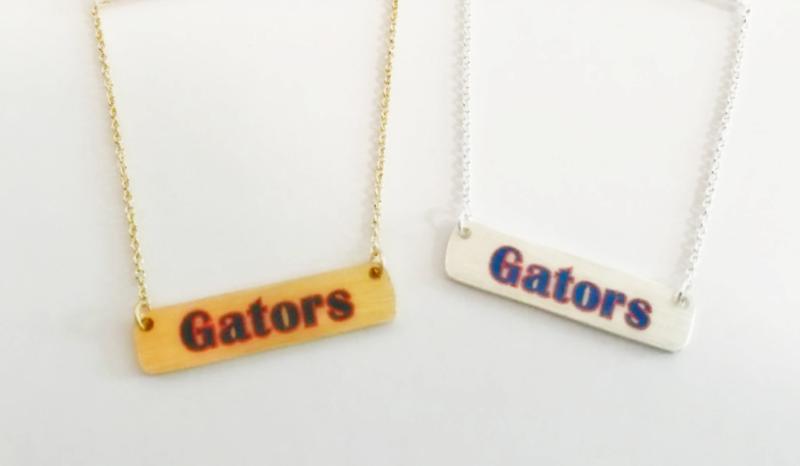 Gator's Bar Necklace - product image