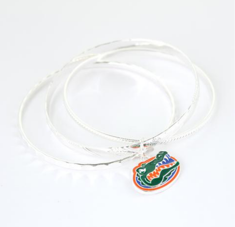 Florida Logo Bangle Bracelets - product images  of