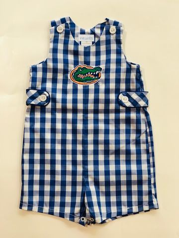 Blue,Checkerboard,Boys,Shortall,Boys Shortall