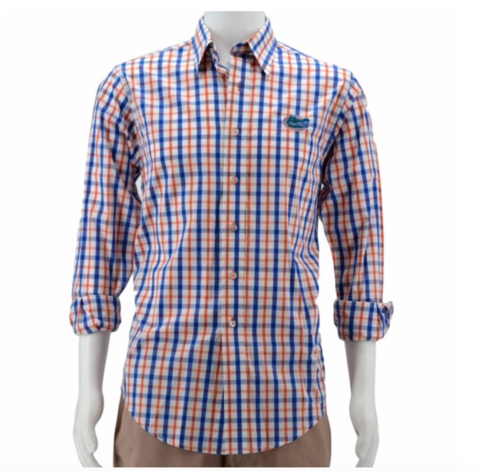 Florida,Gingham,Shirt,Florida Gingham