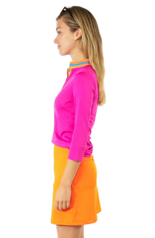 Jersey Skippy Skort - Solid Orange - product images  of
