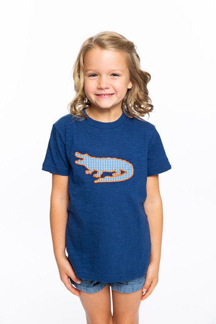 Gator Applique | Unisex Childs Tee - product images  of