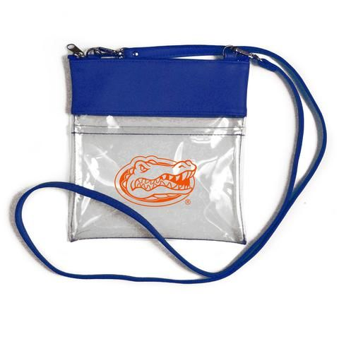 Clear,Gameday,Crossbody-Florida,Clear Gameday Crossbody