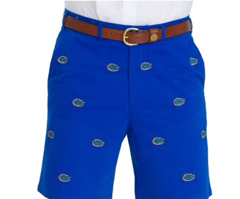 Florida,Gators,Stadium,Shorts,-,Blue,Florida Gators Stadium Shorts