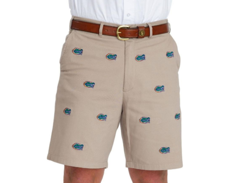 Florida,Gators,Stadium,Shorts,-,Khaki,Florida Gators Stadium Shorts