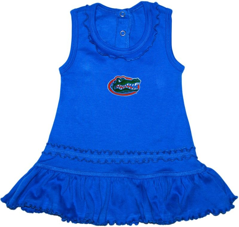 Ruffled Tank Top Dress - product image