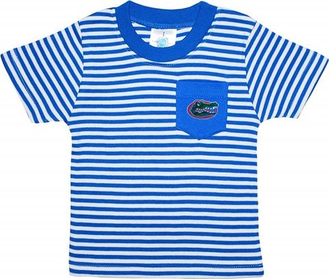 Stripe,Pocket,Tee,Stripe Pocket Tee