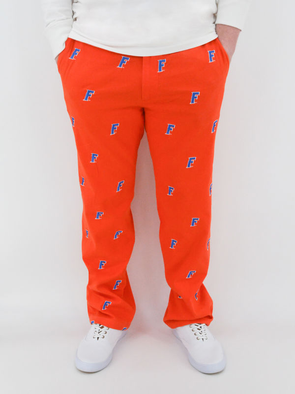 Florida Gators 'Forward F' Stadium Pants - Orange - product image