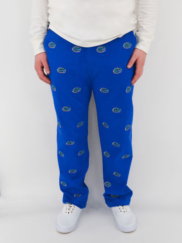 Florida,Gators,'Gatorhead',Stadium,Pants,-,Blue,Florida Gators 'Gatorhead' Stadium Pants