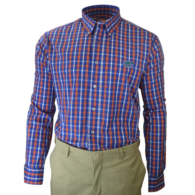 Florida Landon Plaid Shirt - product image