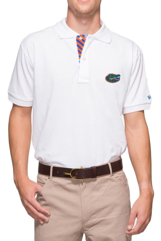 Florida White Polo - product image