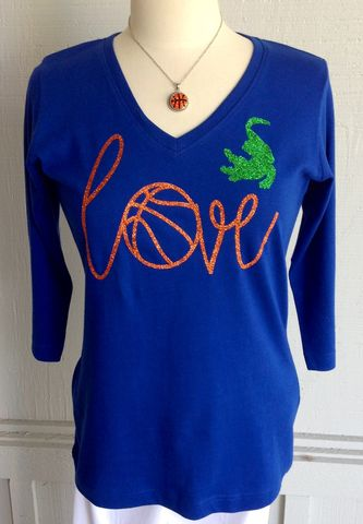 'Love',Gator,Basketball,Top,Basketball Top