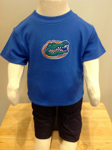 Blue,Baby,Gator,Top,Blue Baby Gator Top