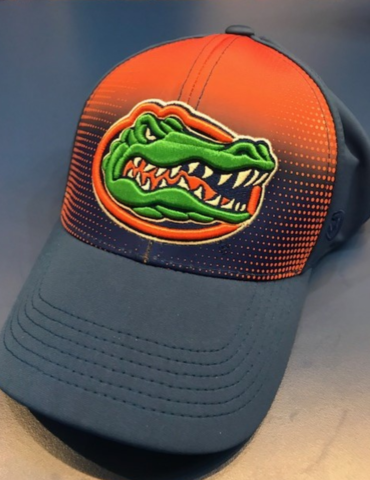 Cool,Orange,Gator,Hat,Gator | Hat