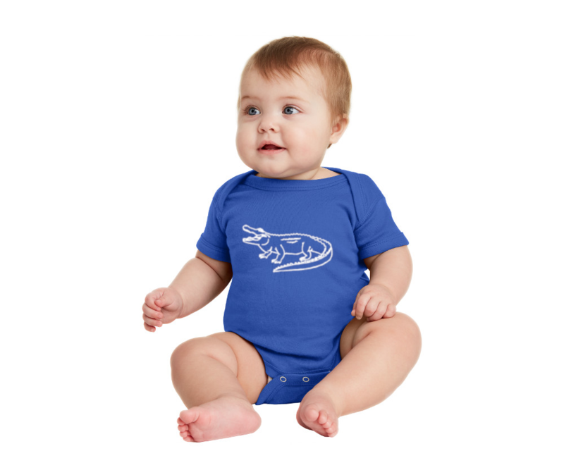 Blue Onesie - product image