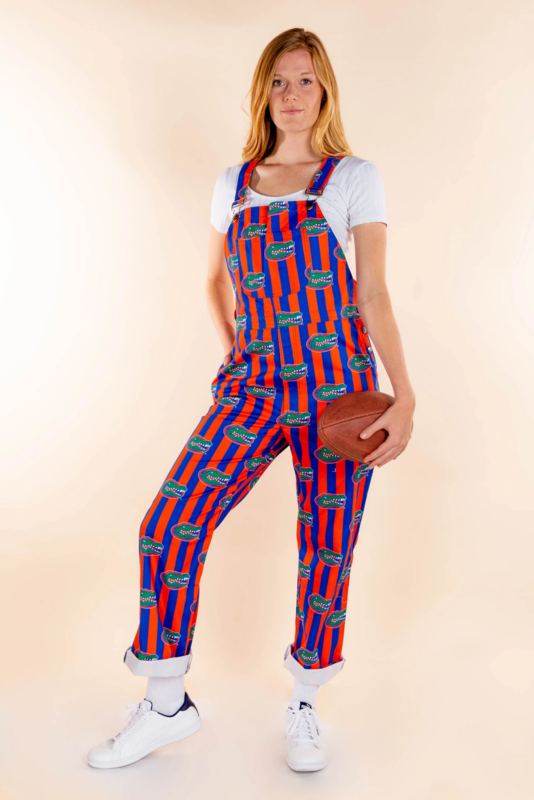University of Florida Striped Overalls - product images  of