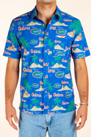 University,of,Florida,Hawaiian,Shirt,University of Florida Hawaiian Shirt