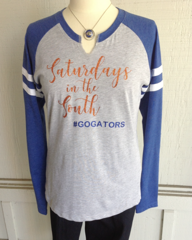 Saturday's,South,Top,-,Long,Sleeve,Gators