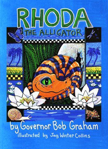Rhoda,the,Alligator,-,Book,Rhoda the Alligator