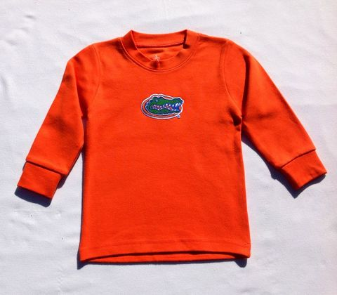 Long,Sleeve,Orange,Tee,Long sleeve orange tee