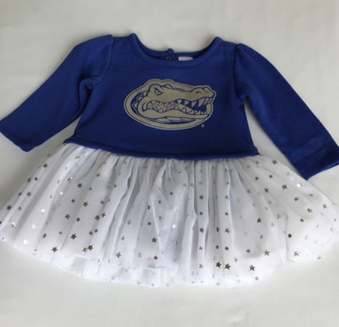 Silver,and,Blue,Gators,Dress,Silver and Blue Gators Dress