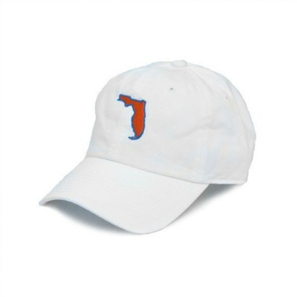 FL Gainesville Gameday Hat White - product image