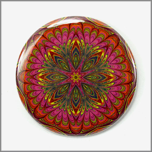 mandala magnet no. 5 - product images  of