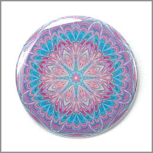 mandala magnet no. 8 - product images  of